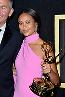 LOS ANGELES, CA. September 17, 2018: Thandie Newton at The HBO Emmy Party at the Pacific Design Centre.<br /> Picture: Paul Smith/Featureflash