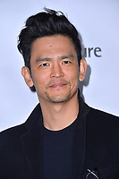 SANTA MONICA, CA. February 21, 2019: John Cho at the 14th Annual Oscar Wilde Awards.<br /> Picture: Paul Smith/Featureflash