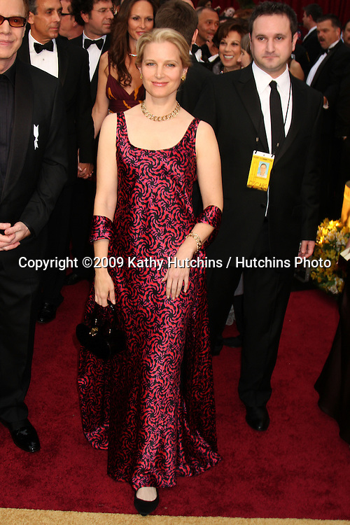 Bridget Fonda   arriving at the 81st Academy Awards at the Kodak Theater in Los Angeles, CA  on.February 22, 2009.©2009 Kathy Hutchins / Hutchins Photo...                .