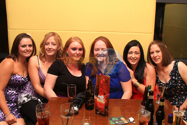 Sinead, Fiona, Christie, Irene, Ruth and Ruth in Bru..Picture: Shane Maguire / www.newsfile.ie.