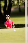 Golfer Tzu-Yi Chang of Taiwan during the 2017 Hong Kong Ladies Open on June 10, 2017 in Hong Kong, China. Photo by Marcio Rodrigo Machado / Power Sport Images
