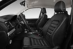 Front seat view of 2017 Volkswagen Amarok Aventura 4 Door Pick Up front seat car photos