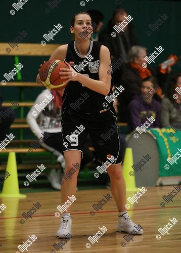 2009-02-06 / Basketbal / Dames Sint Katelijne Waver / Eveline Decroos..Foto: Maarten Straetemans (SMB)
