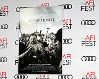 LOS ANGELES - NOV 20:  Atmosphere at the AFI Gala - Richard Jewell Premiere at TCL Chinese Theater IMAX on November 20, 2019 in Los Angeles, CA