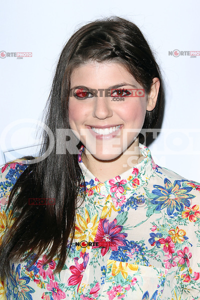 Molly Tarlov at the NYLON Magazine Annual May Young Hollywood Issue Party at Hollywood Roosevelt Hotel on May 9, 2012 in Hollywood, California. © mpi29/MediaPunch Inc.