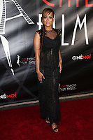 HOLLWOOD, CA - October 08: Tammy Townsend, At 4th Annual CineFashion Film Awards At On El Capitan Theatre In California on October 08, 2017. Credit: FayeS/MediaPunch