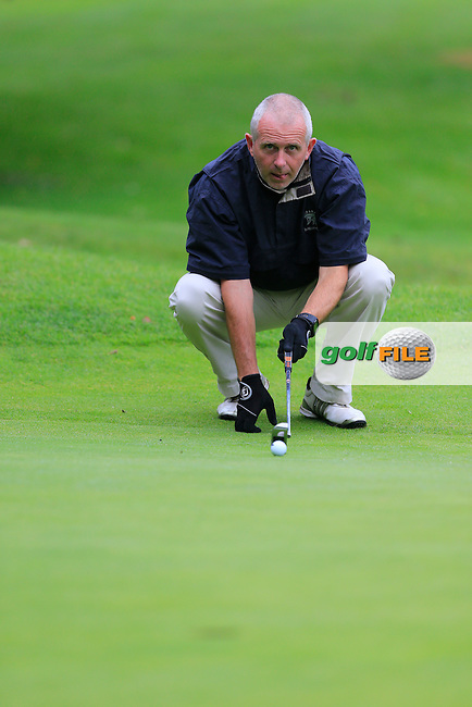 John Devereaux (Tulferris) during the leinster finals of the AIG Pierce Purcell Shield at Tullamore Golf Club, Tullamore, Co Offaly. 24/07/2016.<br /> Picture Fran Caffrey / Golffile.ie<br /> <br /> All photo usage must carry mandatory copyright credit (&copy; Golffile | Fran Caffrey)
