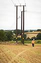 06/09/19<br /> <br /> WPD works near Brackley, Northants.<br /> <br /> All Rights Reserved, F Stop Press Ltd +44 (0)7765 242650 www.fstoppress.com rod@fstoppress.com