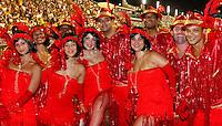RIO DE JANEIRO, RJ, 20 DE FEVEREIRO 2012 - CARNAVAL 2012 - DESFILE SÃO CLEMENTE - Desfile da escola de samba São Clemente no segundo dia de desfiles das Escolas de Samba do Grupo Especial do Rio de Janeiro, no sambódromo da Marques de Sapucaí, no centro da cidade.  (FOTO: VANESSA CARVALHO - BRAZIL PHOTO PRESS).