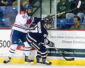 Matt Ferreira (Lowell - 17), Paul Thompson (UNH - 17) - The visiting University of New Hampshire Wildcats defeated the University of Massachusetts-Lowell River Hawks 3-0 on Thursday, December 2, 2010, at Tsongas Arena in Lowell, Massachusetts.