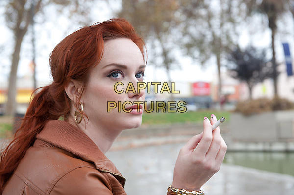 CHRISTINA HENDRICKS.in Drive.*Filmstill - Editorial Use Only*.CAP/FB.Supplied by Capital Pictures.