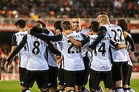 Valencia - Osasuna (1-12-2013)