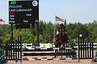 Leah Labanovich, Pavlova