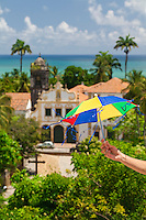 Olinda_PE, Brasil....Fotografias de Olinda, cidade historica situada no estado de Pernambuco. Ao fundo conjunto arquitetonico do convento de Sao Francisco...Fotos: JOAO MARCOS ROSA / NITRO