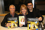 "Days of Our Lives' Deidre Hall (with Deidre Hall's Kitchen Closeup - fast frugal fabulous food secrets) and the authors Greg Meng (Days Production Manager) and Eddie Campbell as they celebrate the new book ""Days of our Lives 45 Years"" with a discussion, Q&A and signing on December 7, 2010 at Barnes and Noble Lincoln Triangle, New York City, New York."