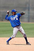 Adrian Martinez  ---  AZL Royals - 2009 Arizona League.Photo by:  Bill Mitchell/Four Seam Images