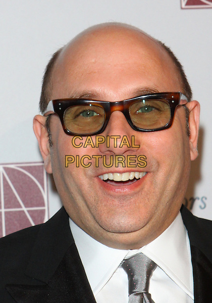 WILLIE GARSON .15th Annual Art Directors Awards held at The Beverly Hilton Hotel, Beverly Hills, California, USA, .5th February 2011.portrait headshot glasses silver tie white shirt black smiling .CAP/ADM/TC.©T. Conrad/AdMedia/Capital Pictures.