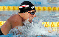 U.S. Ryan Lochte swims to win the gold medal in the Men's 400m Individual Medley final at the Swimming World Championships in Rome, 2 August 2009..UPDATE IMAGES PRESS/Riccardo De Luca