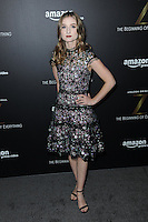 www.acepixs.com<br /> January 25, 2017  New York City<br /> <br /> Sarah Schenkkan attending Amazon's New Series 'Z: The Beginning Of Everything' Premiere at SVA Theatre on January 25, 2017 in New York City.<br /> <br /> <br /> Credit: Kristin Callahan/ACE Pictures<br /> <br /> <br /> Tel: 646 769 0430<br /> Email: info@acepixs.com