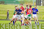 Kieran Donaghy Kerry in action against  Mayo in the National Football League in Austin Stack Park on Sunday..