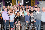My Party<br /> ------------<br /> Mary Leen, Abbeydorney, seated centre, had a fab time celebrating a special birthday last Saturday night in the village GAA clubhouse along with many friends and family.
