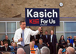 John Kasich Hosts Town Hall at Hofstra