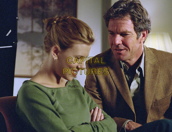 SCARLETT JOHANSSON & DENNIS QUAID.in In Good Company.*Editorial Use Only*.www.capitalpictures.com.sales@capitalpictures.com.Supplied by Capital Pictures.