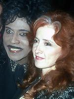 Little Richard Bonnie Raitt<br /> 1994<br /> Photo By John Barrett/CelebrityArchaeology.com