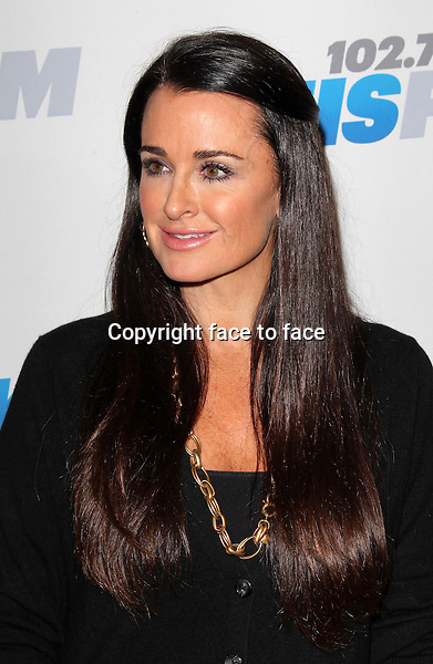 Kyle Richards at day 2 of KIIS FM's 2012 Jingle Ball at Nokia Theatre L.A., Los Angeles, California, 03.03.2012...Credit: MediaPunch/face to face..- Germany, Austria, Switzerland, Eastern Europe, Australia, UK, USA, Taiwan, Singapore, China, Malaysia and Thailand rights only -