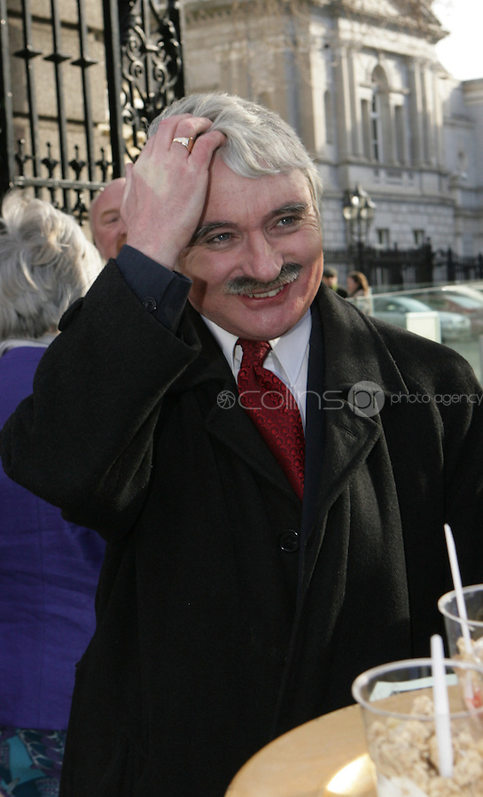 09/03/2011.Fianna Fail TD Willie O' Dea.during the 1st day of the 31st Dail.at Leinster House,  Dublin..Photo: Gareth Chaney Collins