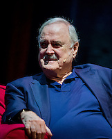 LAS VEGAS, NV - November 18, 2016: ***HOUSE COVERAGE*** John Cleese pictured as John Cleese & Eric Idle: Together Again At Last…For The Very First Time at The Venetian Theater at The Venetian Las Vegas in Las Vegas, NV on November 18, 2016. Credit: Erik Kabik Photography/ MediaPunch