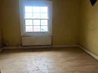 BNPS.co.uk (01202 558833)<br /> Pic: AuctionHouseLondon/BNPS<br /> <br /> Interior.<br /> <br /> A humble terraced house that was the first official postal address of Tottenham Hotspur Football Club has emerged for sale for £450,000.<br /> <br /> White Cottage was lived in by Bobby Buckle, founder of Hotspur Football Club - which later became Tottenham.<br /> <br /> The address is the reason that Spurs previous stadium was known as White Hart Lane, despite not actually being located on the road itself.