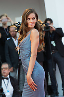 Izabel Goulart at the Downsizing premiere and Opening Ceremony, 74th Venice Film Festival in Italy on 30 August 2017.<br /> <br /> Photo: Kristina Afanasyeva/Featureflash/SilverHub<br /> 0208 004 5359<br /> sales@silverhubmedia.com