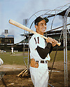 Portrait of Luis aricio of the Chicago White Sox from the 1959 Season