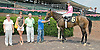 Standing O winning at Delaware Park on 6/21/12