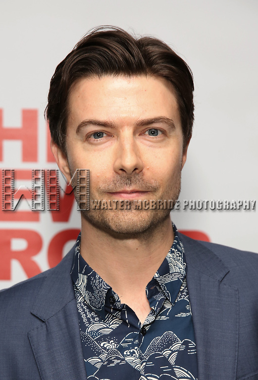 Noah Bean attends the World Premiere of Hamish Linklater's 'The Whirligig' at Green Fig's Social Drink and Food Club Terrace on May 21, 2017 in New York City.
