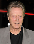 WESTWOOD, CA - OCTOBER 01: Christopher Walken arrives at the Los Angeles premiere of 'Seven Psychopaths' at Mann Bruin Theatre on October 1, 2012 in Westwood, California.