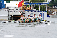 Race: 41 - Event: VISITORS' - Berks: 226 MERCYHURST UNIVERSITY, USA - Bucks: 222 EDINBURGH UNIVERSITY<br /> <br /> Henley Royal Regatta 2017<br /> <br /> To purchase this photo, or to see pricing information for Prints and Downloads, click the blue 'Add to Cart' button at the top-right of the page.