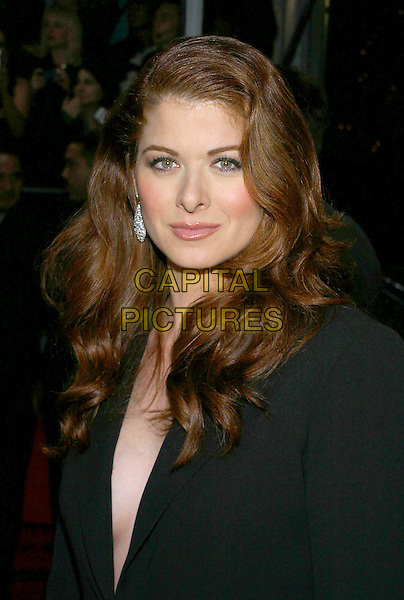DEBRA MESSING.31st Annual People's Choice Awards held at the Pasadena Civic Auditorium. .January 9th, 2004.Photo Credit: Jacqui Wong/AdMedia..headshot, portrait.www.capitalpictures.com.sales@capitalpictures.com.© Capital Pictures.