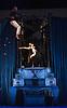 London, UK. 25.03.2016. balletLORENT's Snow White opens at Sadler's Wells Theatre for the Easter family weekend. Photo shows: Caroline Reece, John Kendall.  Photo - © Foteini Christofilopoulou.
