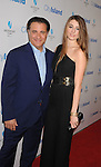 "LOS ANGELES, CA. - March 15: Andy Garcia and daughter actress Dominik Garcia-Lorido  arrive at the Los Angeles premiere of ""City Island"" held at Westside Pavillion Cinemas on March 15, 2010 in Los Angeles, California."