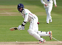 Daniel Bell-Drummond bats for Kent during the County Championship Division 2 game between Kent and Gloucestershire at the St Lawrence Ground, Canterbury, on April 15, 2018.