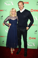 "NORTH HOLLYWOOD, CA, USA - APRIL 29: Annaleigh Ashford, Teddy Sears at Showtime's ""Masters Of Sex"" Special Screening And Panel Discussion held at the Leonard H. Goldenson Theatre on April 29, 2014 in North Hollywood, California, United States. (Photo by Celebrity Monitor)"