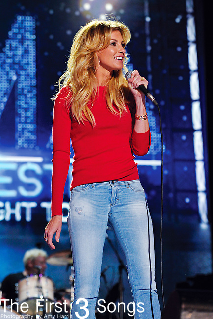 Faith Hill performs at LP Field during the 2012 CMA Music Festival on June 09, 2012 in Nashville, Tennessee.