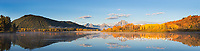 67545-08819 Sunrise at Oxbow Bend in fall, Grand Teton National Park, WY