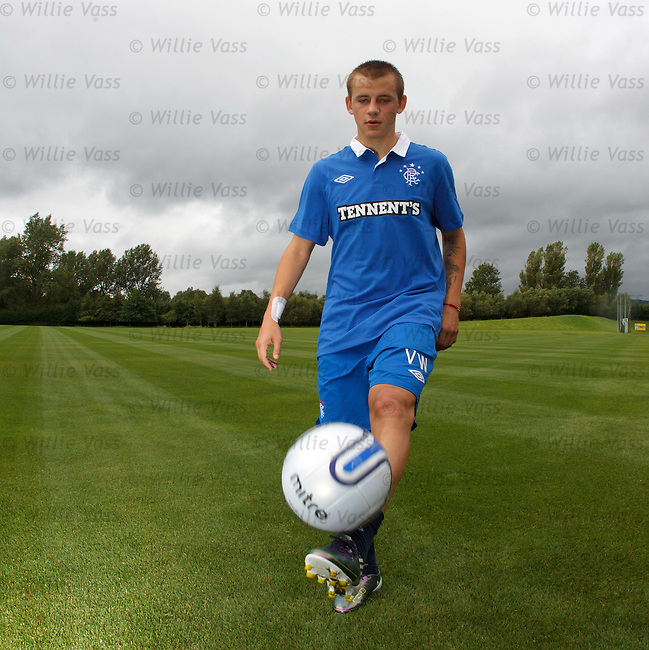 Vladimir Weiss at Murray Park