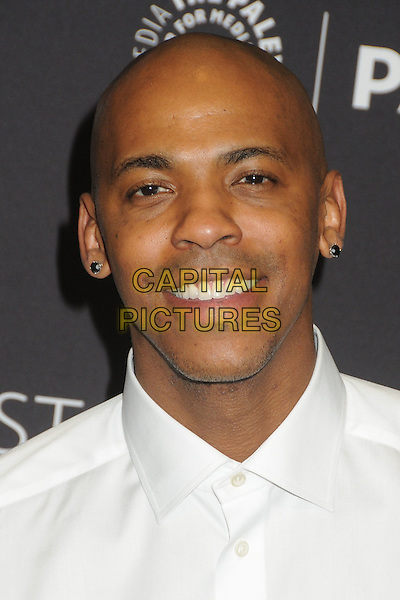 13 March 2016 - Hollywood, California - Mehcad Brooks. 33rd Annual PaleyFest - &quot;Supergirl&quot; held at the Dolby Theatre. <br /> CAP/ADM/BP<br /> &copy;BP/ADM/Capital Pictures