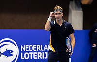 Alphen aan den Rijn, Netherlands, December 16, 2018, Tennispark Nieuwe Sloot, Ned. Loterij NK Tennis, Final men: <br /> Photo: Tennisimages/Henk Koster