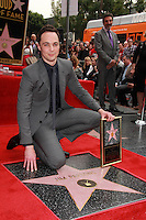 Jim Parsons, Chuck Lorre<br />
