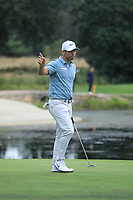 Paul Casey (ENG) in action during the final round of the Porsche European Open , Green Eagle Golf Club, Hamburg, Germany. 08/09/2019<br /> Picture: Golffile | Phil Inglis<br /> <br /> <br /> All photo usage must carry mandatory copyright credit (© Golffile | Phil Inglis)